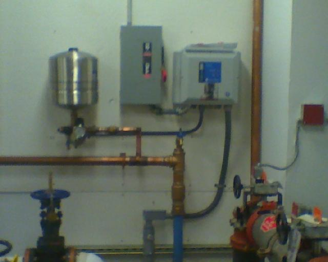 Vfd Constant Pressure Well Pump In Massachusetts