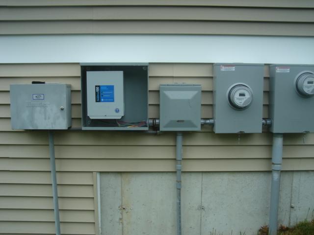 Vfd Constant Pressure Well Pump In Massachusetts