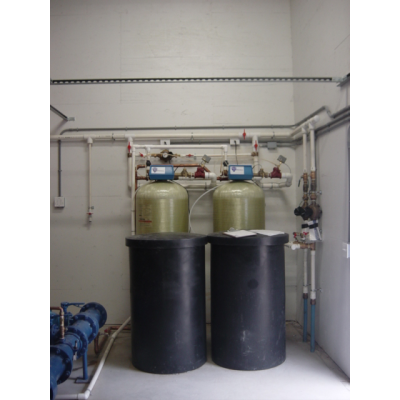 Well Water Softener System Install in Massachusetts