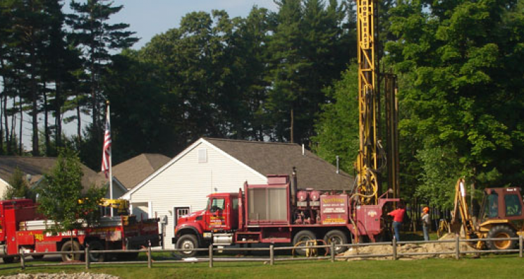 Agricultural Water Well Drilling Service in New Hampshire