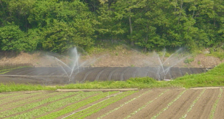 Irrigation Water Well Installation in NH