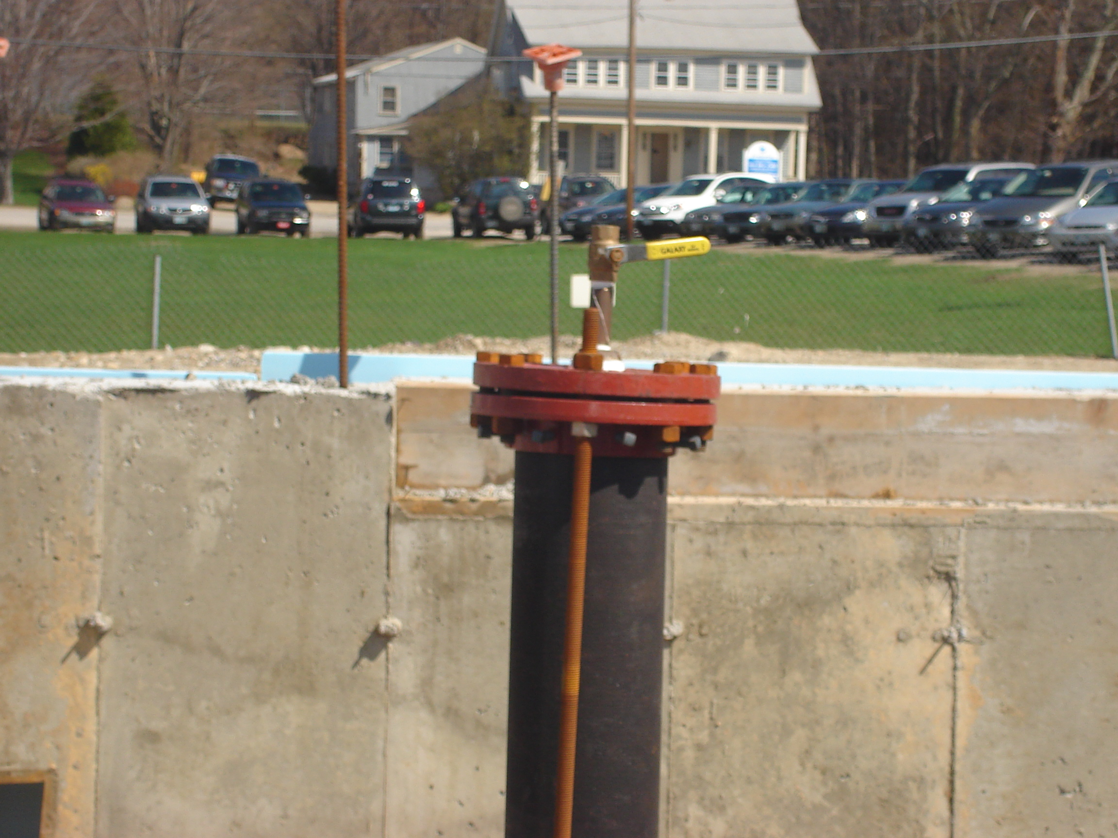 Municipal Well Pump