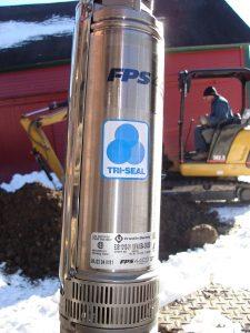 Tri-Seal FPS Water Pump System