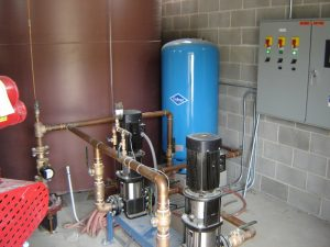 Water Pressure Booster Systems in NH