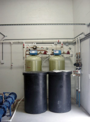 Well Water Filtration System Install in MA