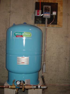 Well X Control Northeast Water Wells